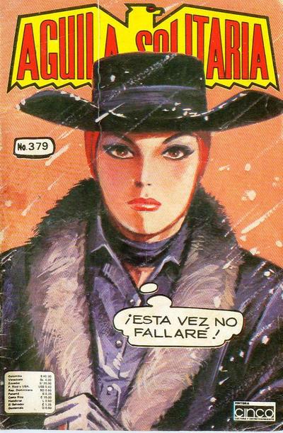 Cover for Aguila Solitaria (Editora Cinco, 1976 ? series) #379