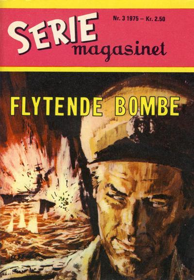 Cover for Seriemagasinet (Serieforlaget / Se-Bladene / Stabenfeldt, 1951 series) #3/1975