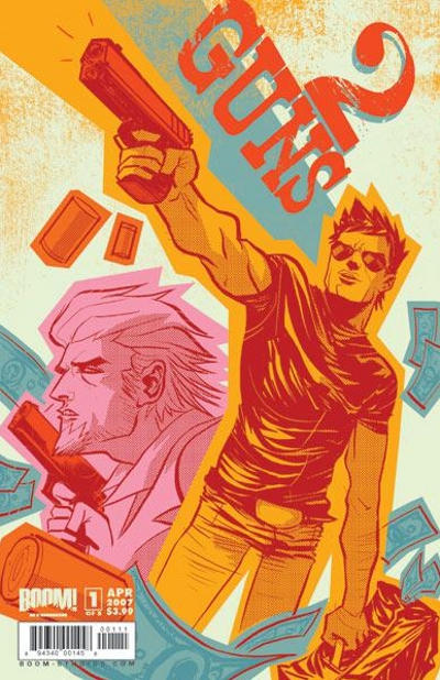 Cover for Two Guns (Boom! Studios, 2007 series) #1 [Cover A]