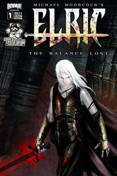 Cover for Elric: The Balance Lost (Boom! Studios, 2011 series) #1