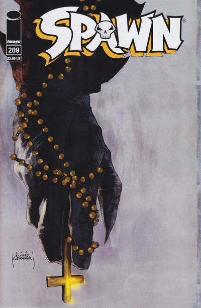 Cover for Spawn (Image, 1992 series) #209