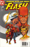 Cover Thumbnail for Flash (1987 series) #208 [Newsstand Edition]
