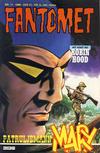Cover for Fantomet (Semic, 1976 series) #11/1986