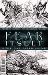 Cover Thumbnail for Fear Itself (2011 series) #1 [Third Printing Variant Cover]