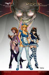 Cover for Grimm Fairy Tales: Dream Eater Saga (Zenescope Entertainment, 2011 series) #0 [Zenescope Exclusive Variant - Alé Garza]