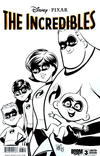 Cover Thumbnail for Incredibles: City of Incredibles (2009 series) #3 [Cover C]