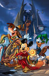 Cover Thumbnail for Mickey Mouse and Friends (2009 series) #296 [Cover C]