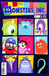 Cover Thumbnail for Monsters, Inc.: Laugh Factory (2009 series) #1 [Cover B]