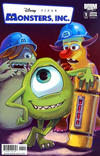 Cover Thumbnail for Monsters, Inc.: Laugh Factory (2009 series) #1 [Cover C]