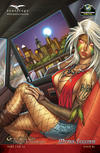 Cover for Grimm Fairy Tales Myths & Legends (Zenescope Entertainment, 2011 series) #6 [Philadelphia Comic-Con exclusive]