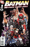 Cover for Batman 80-Page Giant 2011 (DC, 2011 series) #1