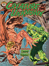 Cover for Creature of the Unknown (K. G. Murray, 1982 series) #[nn]