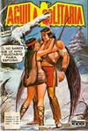 Cover for Aguila Solitaria (Editora Cinco, 1976 ? series) #196