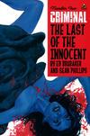 Cover for Criminal the Last of the Innocent (Marvel, 2011 series) #2