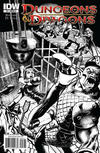 Cover Thumbnail for Dungeons & Dragons (2010 series) #5 [Cover RI-A]