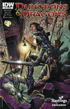 Cover Thumbnail for Dungeons & Dragons (2010 series) #0 [Hastings]