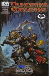Cover Thumbnail for Dungeons & Dragons (2010 series) #0 [PAX 2010]
