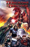 Cover Thumbnail for Dungeons & Dragons (2010 series) #0 [Cover RI - Andrea Di Vito]