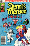 Cover Thumbnail for Dennis the Menace (1981 series) #7 [Newsstand Edition]