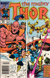 Cover for Thor (Marvel, 1966 series) #357 [Newsstand Edition]