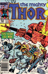 Cover Thumbnail for Thor (1966 series) #362 [Newsstand]