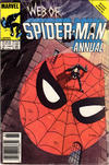 Cover Thumbnail for Web of Spider-Man Annual (1985 series) #2 [Newsstand]
