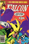 Cover Thumbnail for Falcon (1983 series) #4 [Newsstand]