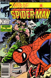 Cover for Web of Spider-Man (Marvel, 1985 series) #27 [Newsstand Edition]