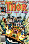 Cover for Thor (Marvel, 1966 series) #371 [Newsstand Edition]