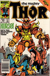 Cover for Thor (Marvel, 1966 series) #363 [Newsstand Edition]