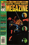 Cover Thumbnail for Marvel Super-Heroes Megazine (1994 series) #2 [Newsstand Edition]