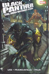 Cover for Black Panther: The Man Without Fear (Marvel, 2011 series) #1 - Urban Jungle