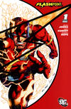 Cover Thumbnail for Flashpoint (2011 series) #1 [2011 SDCC Exclusive Andy Kubert Wraparound Variant]