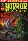 Cover for Horrorschocker Gratis Comic Tag (Weissblech Comics, 2010 series) #2010