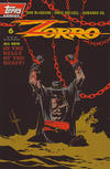 Cover for Zorro (Topps, 1993 series) #6 [Direct]
