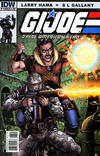 Cover for G.I. Joe: A Real American Hero (IDW, 2010 series) #168 [Cover B]