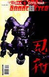 Cover Thumbnail for G.I. Joe: Snake Eyes (2011 series) #3 [Cover A]
