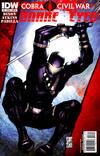 Cover Thumbnail for G.I. Joe: Snake Eyes (2011 series) #3 [Cover B]