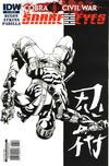 Cover Thumbnail for G.I. Joe: Snake Eyes (2011 series) #3 [Cover RIA]