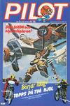 Cover for Pilot (Semic, 1970 series) #1/1981