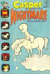 Cover for Casper & Nightmare (Harvey, 1964 series) #13