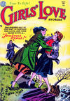 Cover for Girls' Love Stories (DC, 1949 series) #15