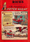 Cover for The Adventures of Peter Wheat (Peter Wheat Bread and Bakers Associates, 1948 series) #21