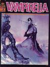 Cover for Vampirella (Warren, 1969 series) #4