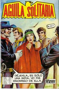 Cover Thumbnail for Aguila Solitaria (Editora Cinco, 1976 ? series) #321