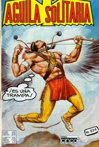 Cover Thumbnail for Aguila Solitaria (Editora Cinco, 1976 ? series) #324