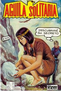 Cover Thumbnail for Aguila Solitaria (Editora Cinco, 1976 ? series) #325