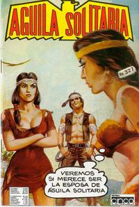 Cover Thumbnail for Aguila Solitaria (Editora Cinco, 1976 ? series) #327