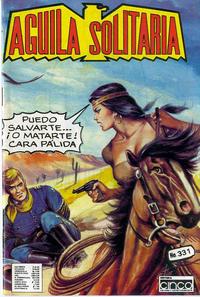 Cover Thumbnail for Aguila Solitaria (Editora Cinco, 1976 ? series) #331