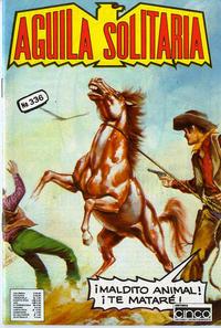 Cover Thumbnail for Aguila Solitaria (Editora Cinco, 1976 ? series) #336